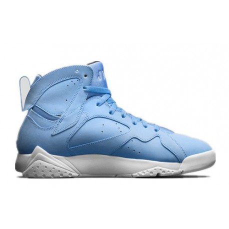 newest collection 8f4e6 1c0fa Jordan Cp3 Vii Blue,Jordan Cp3 Vii Blue Camo,High Quality Jordan VII 7  Pantone GS Blue White