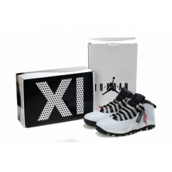 Comfortable Air Jordan X 10 Steel