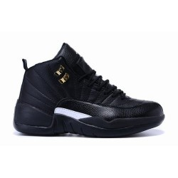 Nike-Air-Jordan-12-Xii-Retro-2016-The-Master-Black-Air-Jordan-The-Master-Top-Quality-Jordan-XII-12-The-Master