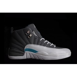 Air-Jordan-Xii-Retro-Obsidian-White-French-Blue-University-Blue-Air-Jordan-12-Grey-University-Blue-Popular-Jordan-XII-12-Grey-U