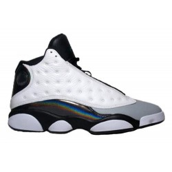 Air-Jordan-Retro-13-Xiii-Blue-Grey-White-Jordan-Black-Grey-White-Top-Quality-Jordan-XIII-13-WhiteGreyBlack