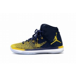 Top Quality Air Jordan XXXI 31 Michigan