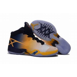 Popular Air Jordan XXX 30 Yellow Retro