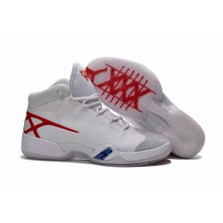The Most Comfortable Air Jordan XXX 30 White Red