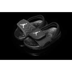 Fashionable kids jordan hydro slippers