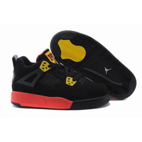 Most Popular Retro Air Jordan IV 4 Kids