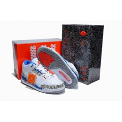 Fashionable Air Jordan III 3 True Blue