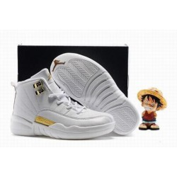 The Most Comfortable Jordan XII 12 OVO White Kids