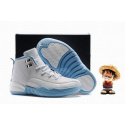 Kids-Jordan-Retro-11-Low-White-University-Blue-Jordan-7-University-Blue-Top-Quality-Jordan-XII-12-GS-University-Blue-Kids