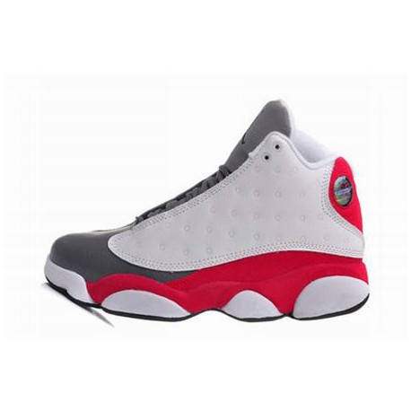 huge discount 0a990 7dcfe Jordan 13 White Red Gray,Gray Red And White Jordans,Popular Jordan 13 White  Gray Red Kids