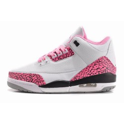 Fashionable Retro Air Jordan III 3 Women