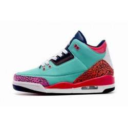 Comfortable Retro Air Jordan III 3 Women