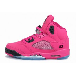 Top Quality Air Jordan V 5 Strawberry Women