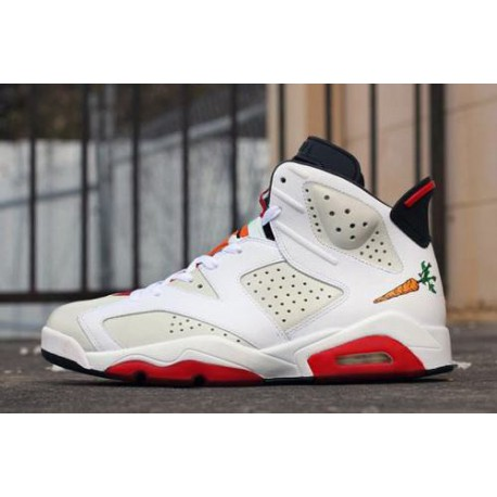 the latest c43e8 02b8e New Sale Most Popular Air Jordan VI 6 Hare Women