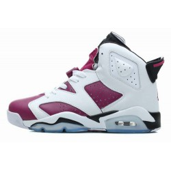 Fashion Air Jordan VI 6 Gs Grape Women