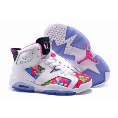 wholesale dealer 45793 f4880 New Sale Fashion Air Jordan VI 6 Retro Women