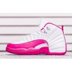 Nike-Air-Jordan-Retro-12-Xii-Gs-Dynamic-Pink-Air-Jordan-12-Dynamic-Pink-The-Most-Comfortable-Jordan-XII-12-GS-Dynamic-Pink-Wome
