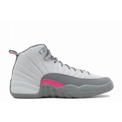 Latest air jordan 12 wolf gray women