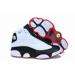 Amazing Air Jordan XIII 13 Black Toe Women