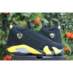 Top Quality Air Jordan XIV 14 Thunder Women